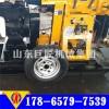 供应车载打井机小型轮式钻机国内外都可发货