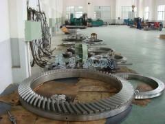 山特维克机型齿轮套配件