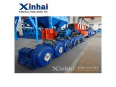 XPAⅡ型高扬程耐磨橡胶渣浆泵