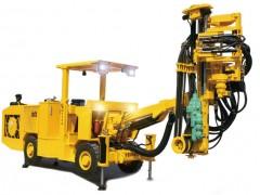 CYTC70矿用液压采矿钻车