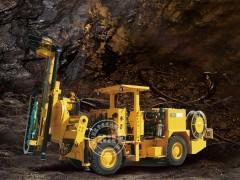 全液压采矿钻车