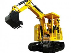 Hydraulic Excavator for Coal Mine