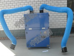 Mobile welding fume purifier