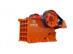 PEV jaw crusher