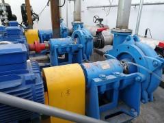 TZJ系列-矿用渣浆泵