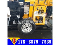 Small wheeled drilling rigs for truck-mounted drilling rigs can be shipped at home and abroad.