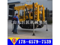 Start-up diesel engine for 130 crawler type geological drilling rig with high hydraulic legs