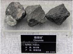铬矿石化验