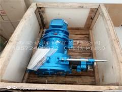 建筑工业软管泵 可处理污水和水泥浆等高浓度物料