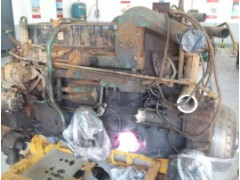 No welding seam repair technology for mining equipment