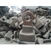 High chromium alloy wear hammer, high manganese steel liner