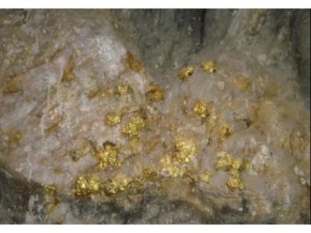 从矿山废石中回收贵重金属的新技术