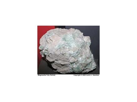 菱镁矿鉴定