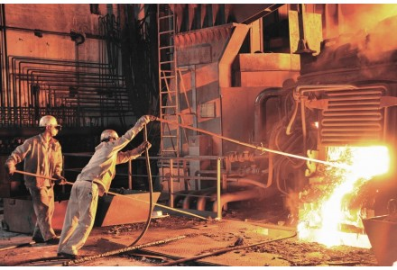 工信部召开2019年一季度钢铁行业运行分析座谈会
