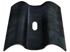 信阳销售矿用w型钢带,w钢带厂家,w型钢带配件-中翔支护