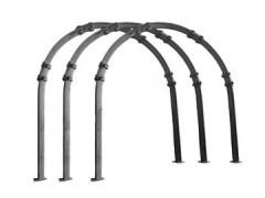 焦作销售矿用18u型钢支架,u型钢支架价格,可加工-中翔支护