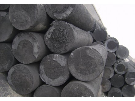 以鐵和石墨為電極,電解錳酸鉀溶液的辦法制取高錳酸鉀