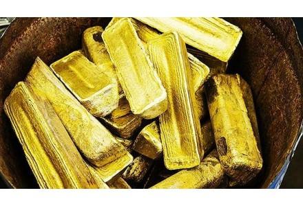 """疯狂囤金!对抗西方最靠疯狂囤金!对抗西方最靠谱的""""东西""""?俄罗斯黄金储备涨至2180吨谱的""""东西""""?俄罗斯黄金储备涨至2180吨"""