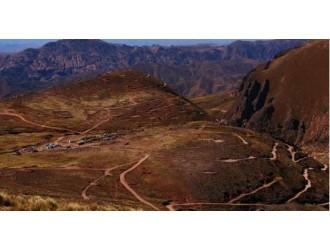 新太平洋金属公司为玻利维亚的银矿核心区域带来了生机