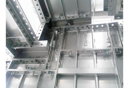 西华经开区与北京融希科技有限公司举行建筑铝模板项目签约仪式