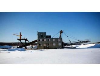 漠河金矿:极北金穴、边陲富矿