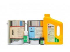 選礦篩分設備鋼板表面耐磨防腐襯膠專用粘合劑