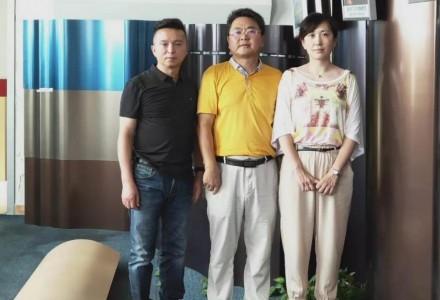 打造中国建筑钛的新天地——访广州奥雅丽固新型材料科技有限公司董事长李谏