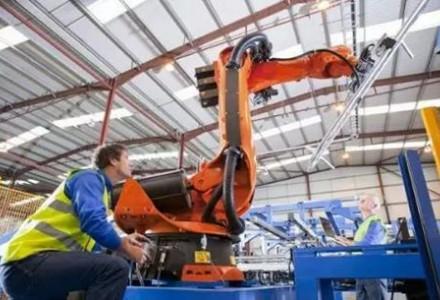 十大工业机器人对铝加工业的促进