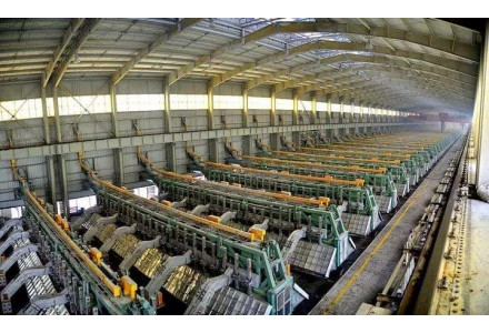 中孚铝业公司:脱硫新项目有序推进