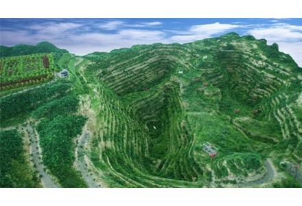 广西北流积极推进绿色矿山建设工作