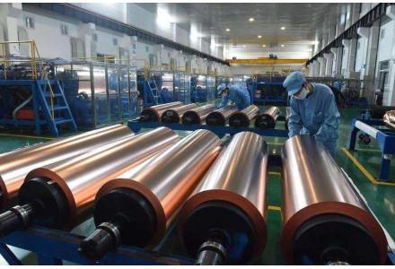 铜冠铜箔公司聚焦5G产业发展