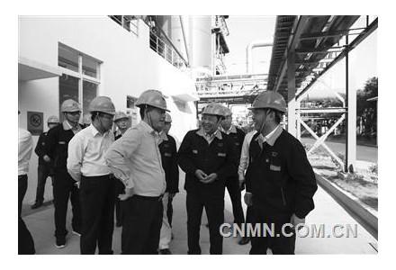 追梦,且放青山绿水间——中金岭南韶关冶炼厂推进绿色发展纪实