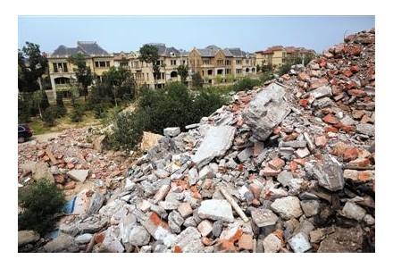 2020年目标能完成吗? 建筑垃圾处置产业成长如何