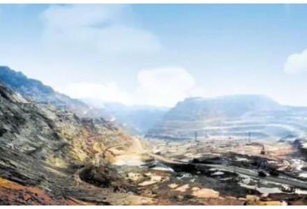 亚洲最大的露天铜矿原来是这样来的!!