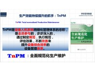 TnPM管理体系在矿业公司推进案例分享