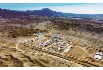新疆塔里木油田提升天然气供应能力