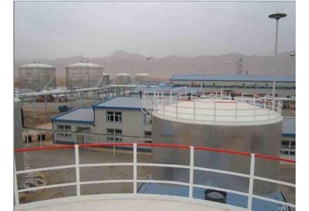 华北净化厂:气田采出水处理量突破370万方