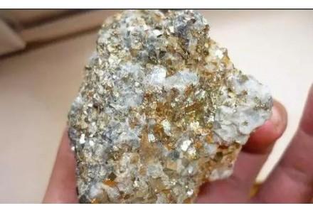 老湾金矿探明金资源量208吨 系河南省目前最大金矿