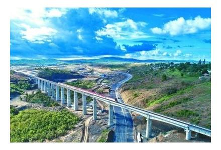 """今年上半年陕西省对""""一带一路""""沿线国家进出口294.5亿元"""