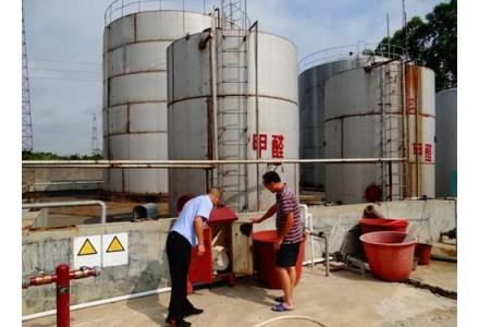 福建石油开展危险物品储存安全隐患排查整治