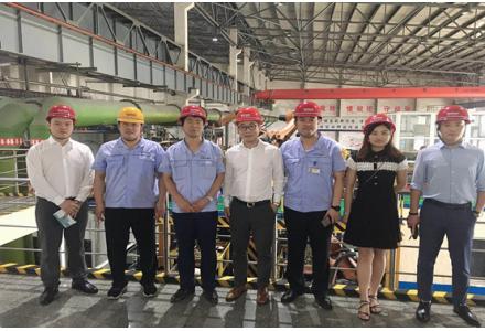 SMM实地走访山东恒邦冶炼股份有限公司 共促行业发展