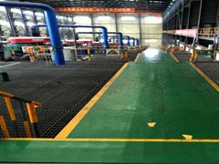 彩色高分子复合材料组合地板