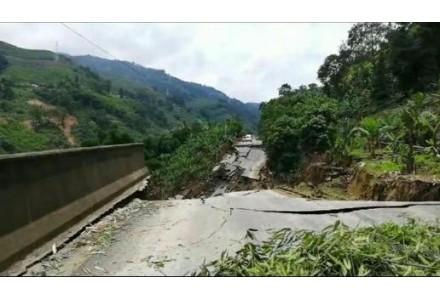 9月份六省区局部需重点防范地质灾害