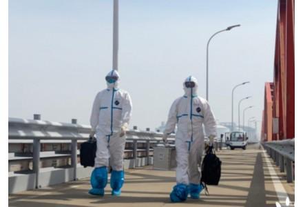 """江苏如东海关助力""""冰上丝绸之路""""重点项目液化天然气安全高效进口"""