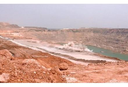 华刚矿业快速推进二期工程建设成效卓著