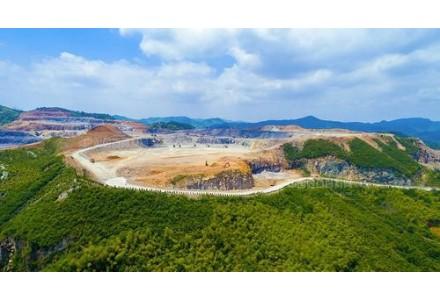 让绿色成为永远的底色  ——浙江湖州新开元碎石有限公司建设绿色矿山纪实
