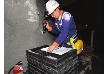 我只是成千上万采金人中的一员 ——记全国劳动模范、贵州锦丰公司地质采样班班长忙德书