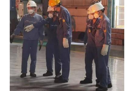 陕煤集团榆北煤业开足马力增产保供