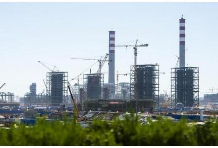 国内最大规模碳捕集示范工程完成安装建设