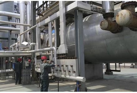 华北净化厂:年度回收甲醇破万方
